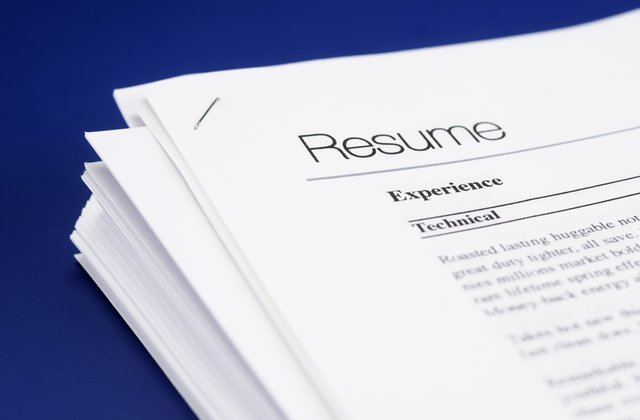 Reinventing the #resume (again) #JobHunt