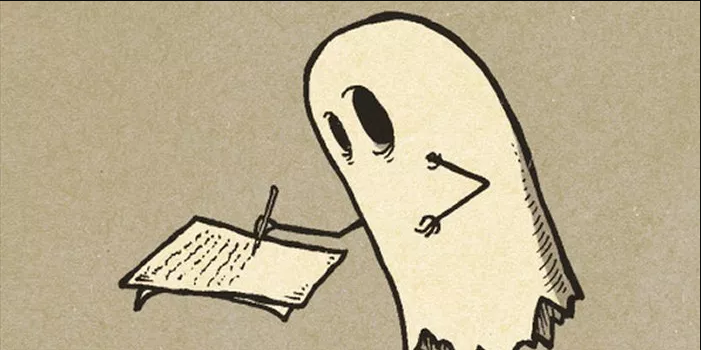Ghostwriting — the art of writing for someone else